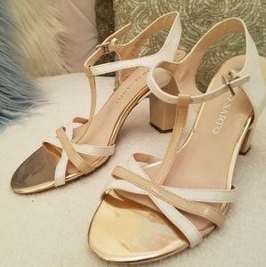 Franco Sarto Heels Sandals New